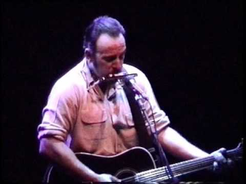 Bruce Springsteen - THE RIVER1997 - live