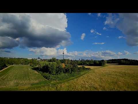 Фото #FPV #Drone #Frankfurt #epic