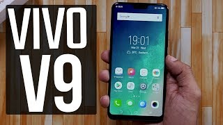 vivo V9 and vivo v9 plus: Unboxing | Hands on | Price