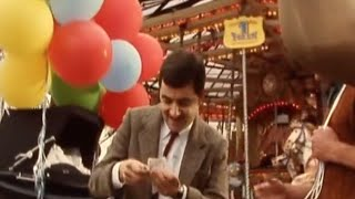 Balloons for the Baby | Mr. Bean Official
