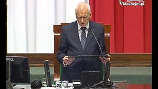 Jarosław Krajewski - ślubowanie z 12 listopada 2015 r.