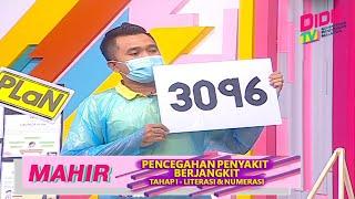 Mahir (2021) | Tahap I Literasi & Numerasi: Bahasa Melayu, Matematik- Pencegahan Penyakit Berjangkit
