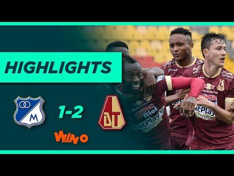 Millonarios vs. Tolima (Goles y highlights) | Liga BetPlay Dimayor 2021-1 - Final vuelta