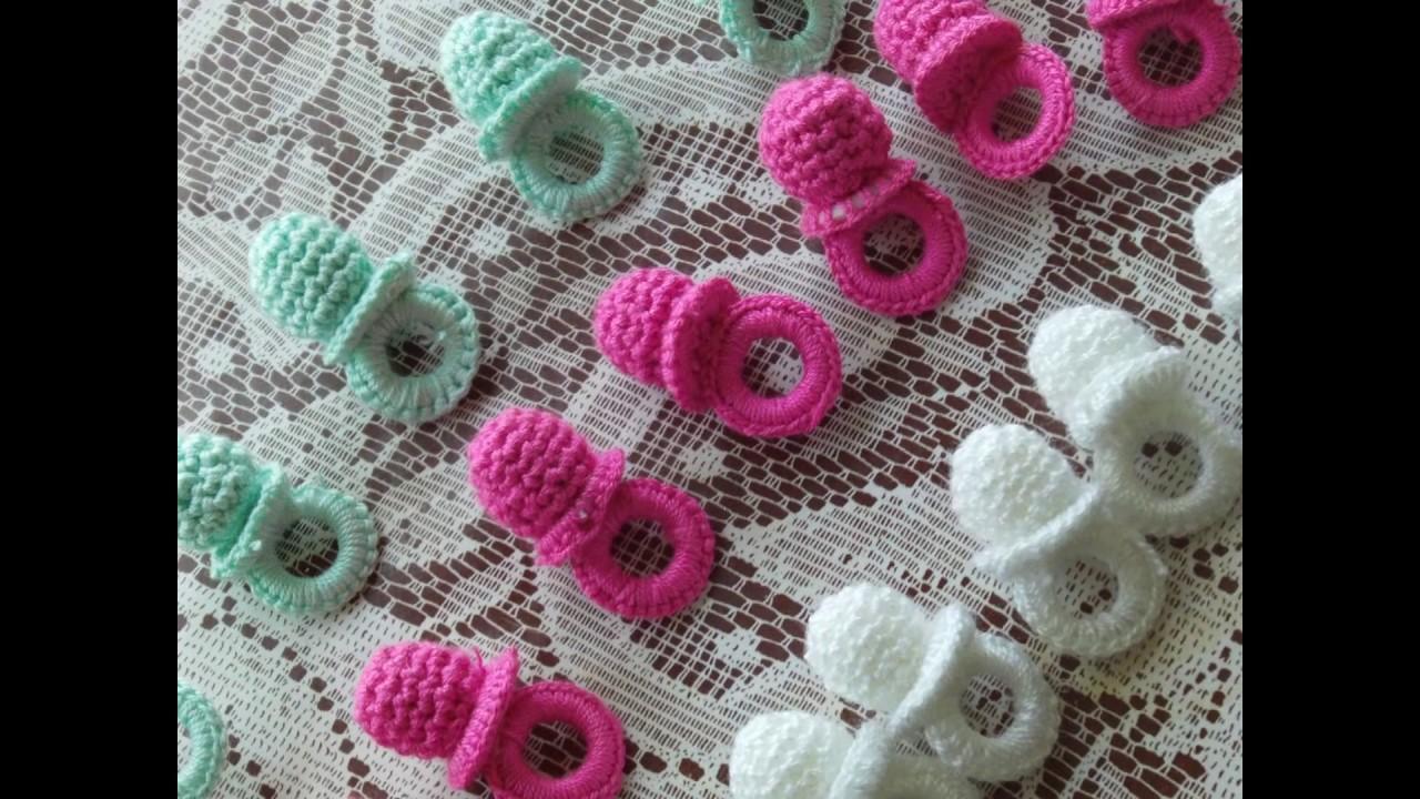 Modelos De Souvenir Para Bautismo.Souvenir Crochet Dummies For Birth Baptism Etc Ganchillo