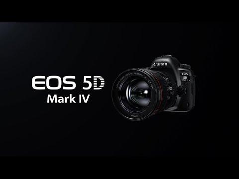 Introducing The EOS 5D Mark IV