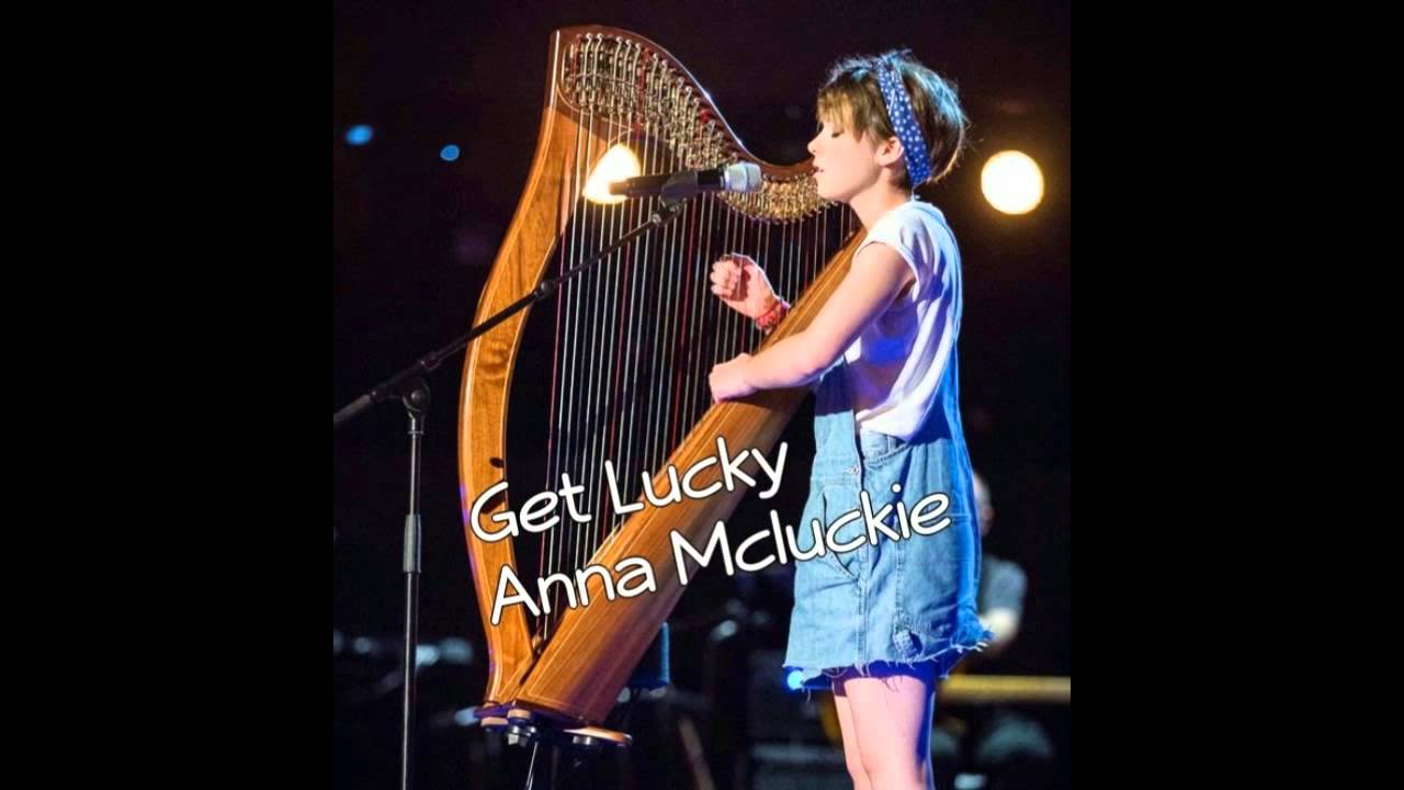 Get lucky studio version anna mcluckie download