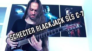 Schecter Blackjack SLS C-7