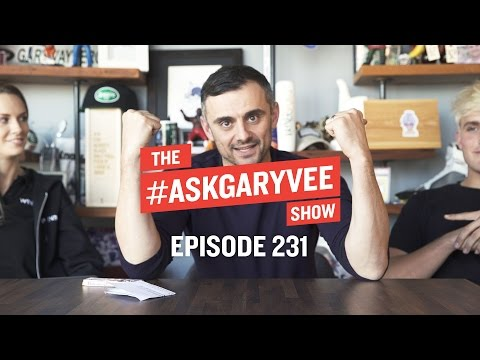 Jake Paul, Growing An Audience & The Value Of Influencer Marketing | #AskGaryVee 231