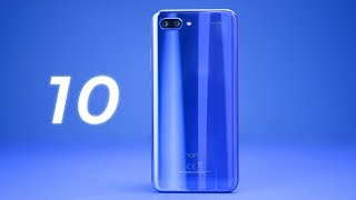 Honor 10 Review | ارخص فلاجشيب في مصر