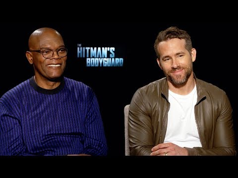 'The Hitman's Bodyguard' Behind The Scenes