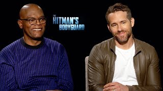Video 'The Hitman's Bodyguard' Behind The Scenes download MP3, 3GP, MP4, WEBM, AVI, FLV November 2017