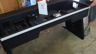Complete overview of Red Harbringer Cross Desk