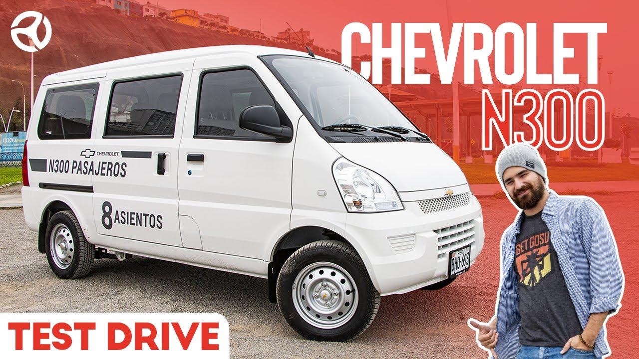 Chevrolet N300 2019 El Auto Mas Vendido De La Marca En El Ano Test Drive Todoautos Pe Youtube