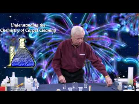 Understanding the Chemistry of Carpet Cleaning - Jon-Don Video