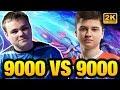 NoOne [Puck] vs Ramzes666 [Razor] 9000 Bloody Battle Dota 2