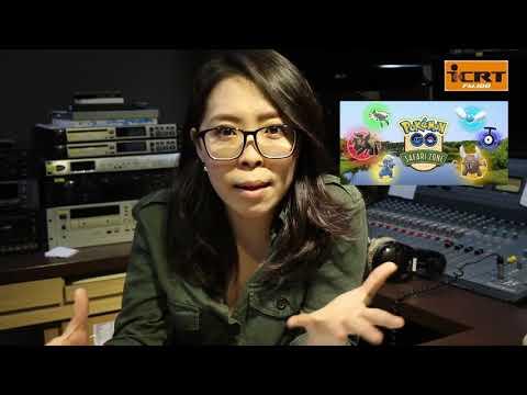 Vlog #5: Biting Camels, Marathon Waste and Pokemon Go Safari Zone!!