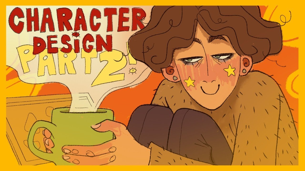 Download CHARACTER DESIGN Session!! (part two)
