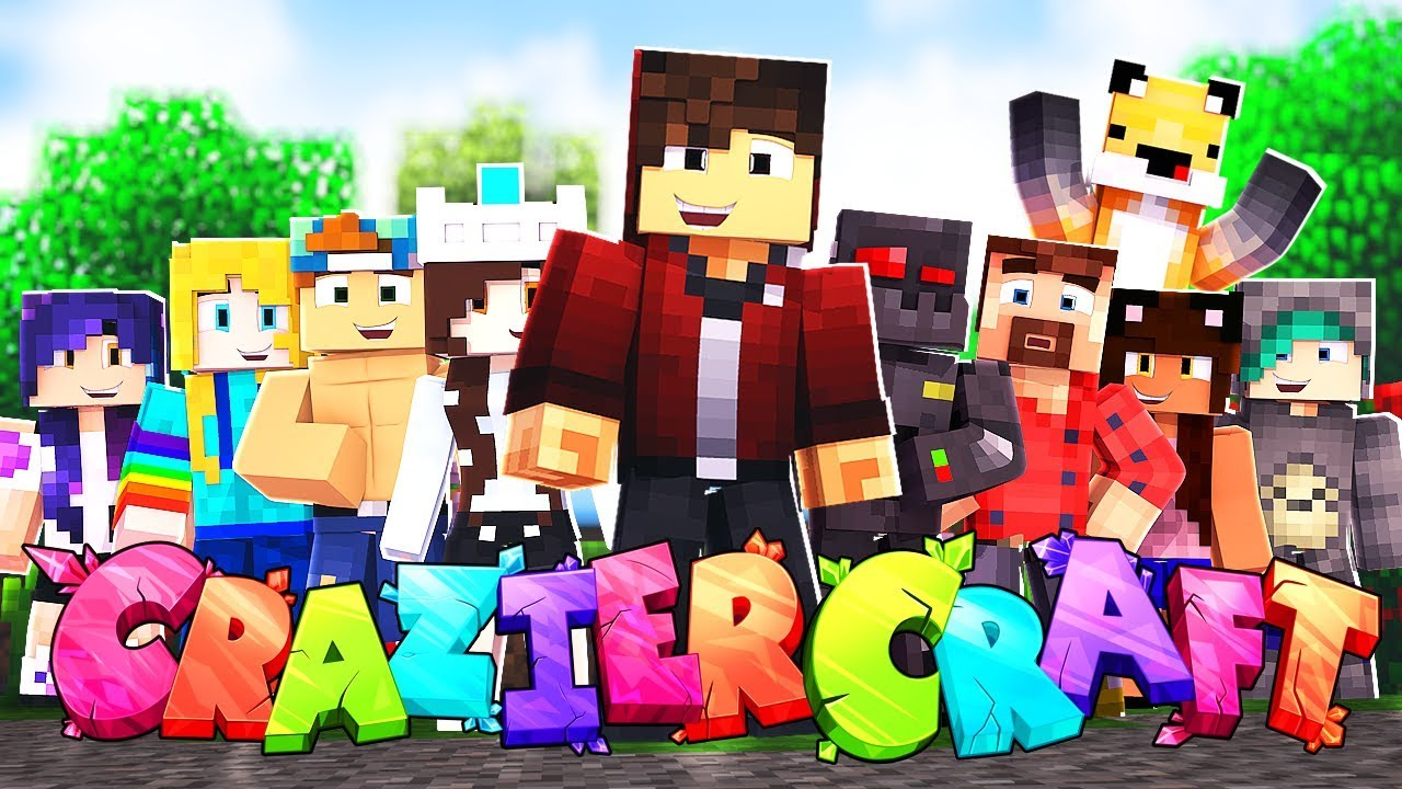 "Download Minecraft: CrazierCraft Ep 1! - Building Our ""House"""