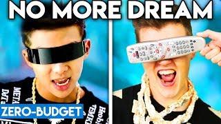 K-POP WITH ZERO BUDGET! (BTS - No More Dream)