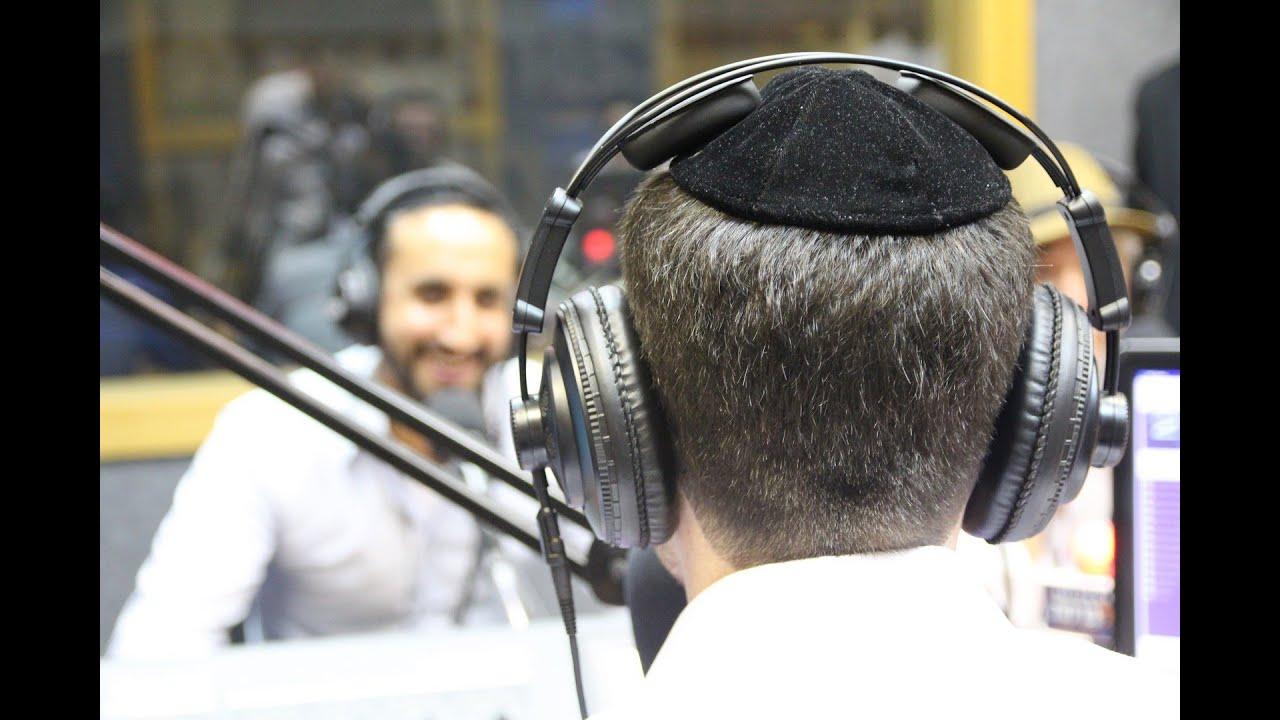 איציק אשל בראיון והופעה חיה ברדיו קול ברמה