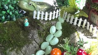 Дачные будни. Наш прекрасный сад в конце июня. Ленивые вареники. Мастерю маленькую волшебную страну.