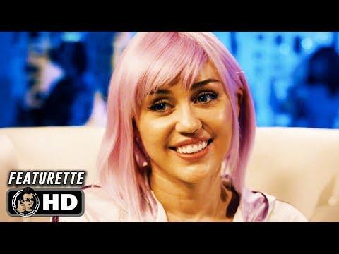 "BLACK MIRROR Season 5 Official Featurette ""Casting Miley Cyrus"" (HD) Netflix"