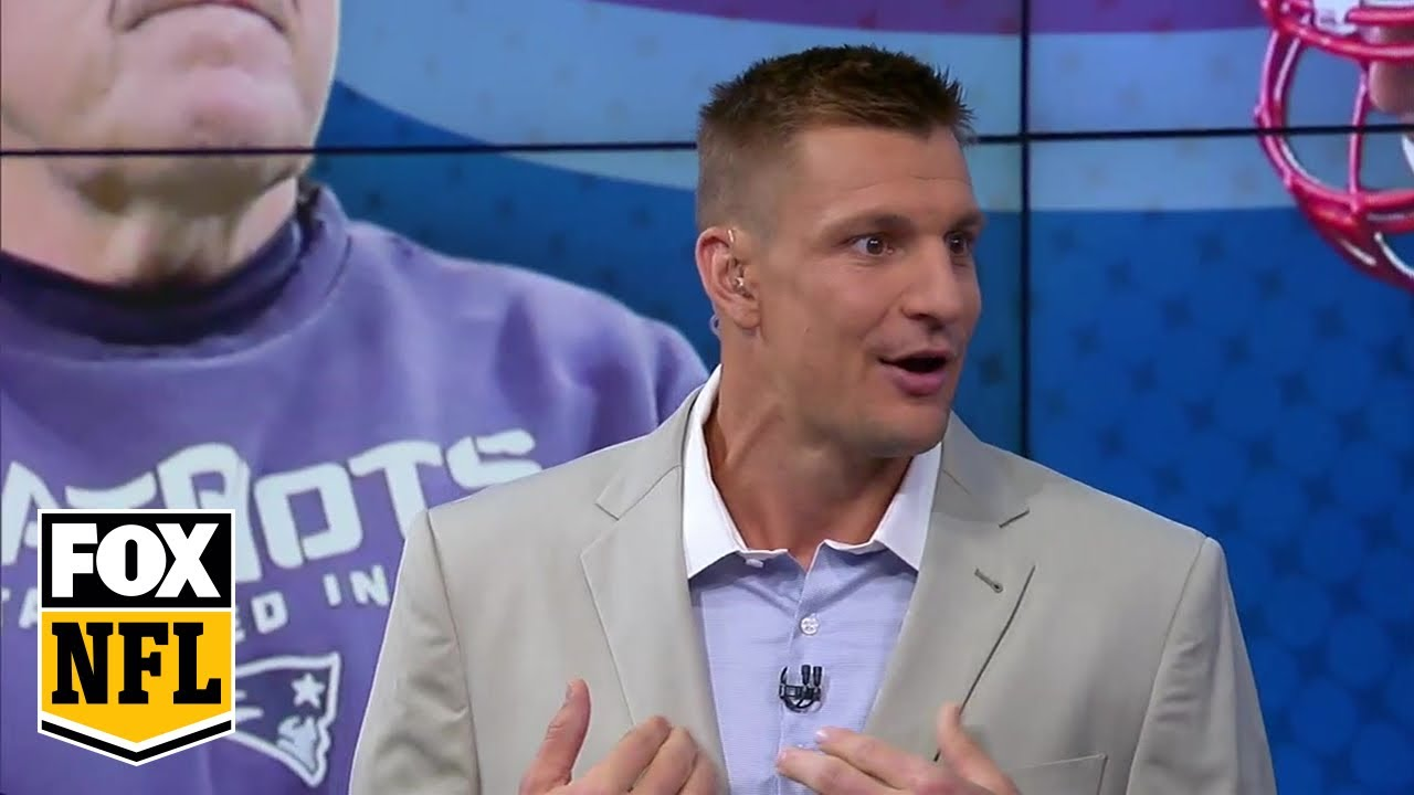 Rob Gronkowski explains why the Patriot Way continues to work in 2019  NFL