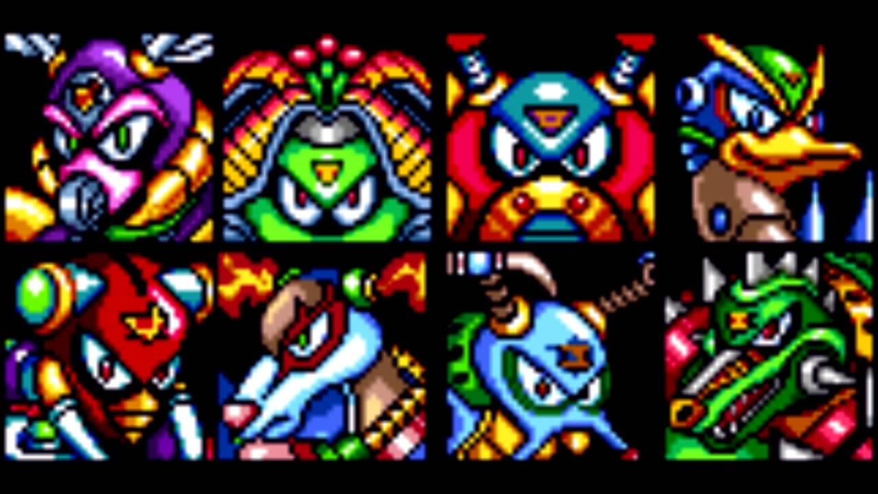 Mega Man X2 Boss Theme Sega Genesis Remix 2 Youtube