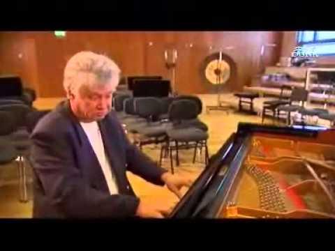 Interjú Kocsis Zoltánnal Lisztről - Interview with Zoltán Kocsis about Liszt (Part 1)