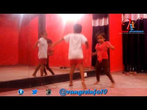 Baby Dance in Kacs Dance House Khandbari