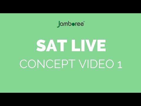 SAT Exam Syllabus (2018 - 2019) | Jamboree Education