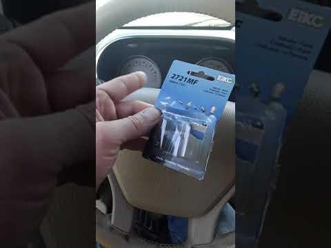 2006 ford explorer instrument cluster bulb