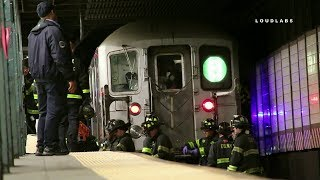Manhattan: Harlem Man Struck by Subway Train