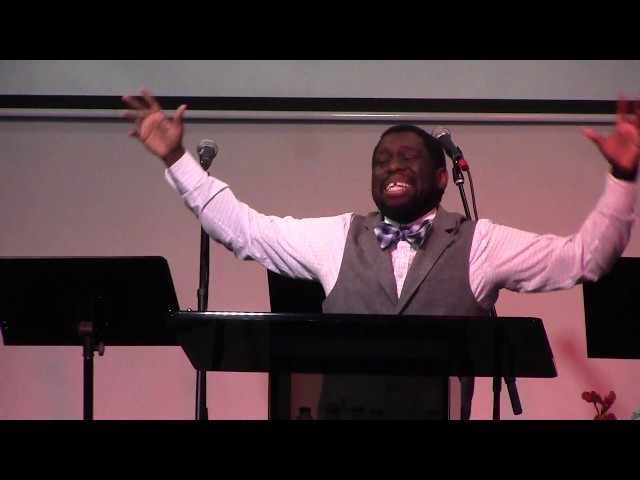 (11-12-17) Roads and Rivers - Isaiah 43:19 - Guest Pastor, Bishop James Taylor