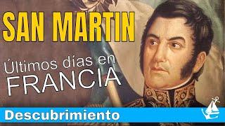 La vida misteriosa del General José de San Martín en Francia