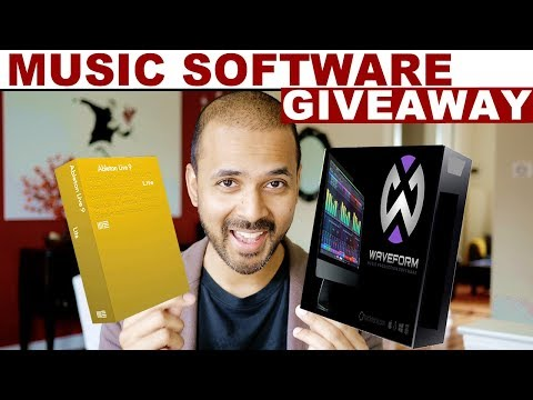 Apple AIRPODS for Music Production!? Plus a giveaway!
