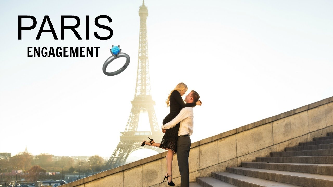 Download PROPOSING TO MY WIFE IN PARIS!