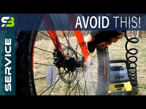 3 Worst Mistakes In Bike Wash. How To Clean Bicycle?