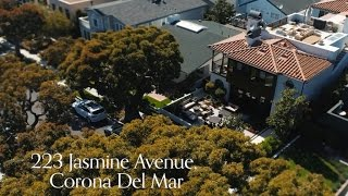 223 Jasmine Avenue in Corona Del Mar