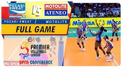 PVL OC 2018: Pocari-Air Force vs. Ateneo-Motolite | Full Game | 3rd Set | October 27, 2018
