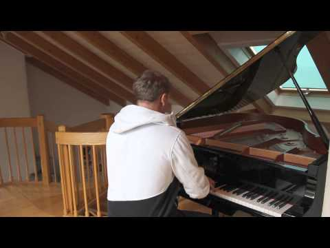 Dirk Reichardt - A rainy day in Vancouver - Keinohrhasen Filmmusik (Benedikt Waldheuer Piano Cover)
