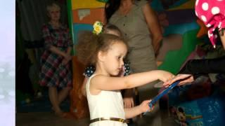 слайд шоу День рождения ребенка