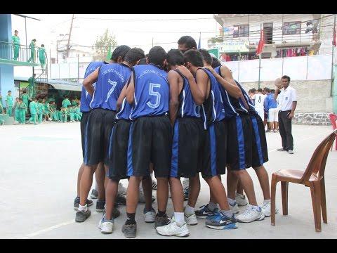 Nepal Basketball: Skylark School's Boys Basketball!