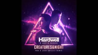 Hardwell & Austin Mahone - Creatures of the night (PBH & Jack Shizzle Extended Remix)