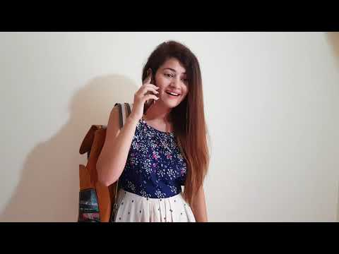 Almas khan audition (College girl)