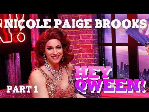 NICOLE PAIGE BROOKS on Hey Qween! with Jonny McGovern