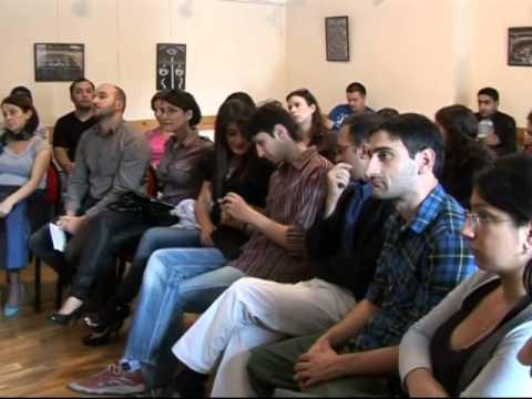 Internet-Tagebuch Film-Essey Stiftung HORIZON und Kaukasisches Haus