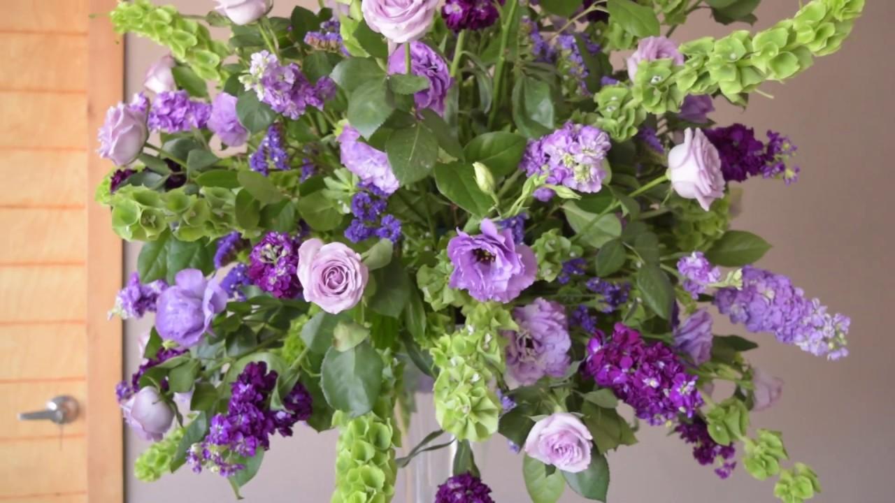 Lo Que Hay Detrás De Un Arreglo Floral