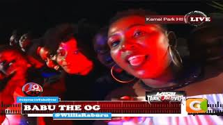 Babu the OG taking it live on | 10 over 10