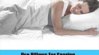 7 Home Remedies For Snoring